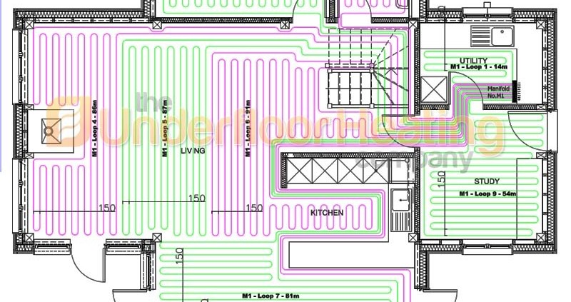 Underfloor Heating CAD design 1 800x423 heatmiser underfloor heating wiring diagram wiring diagram heatmiser uh8 wiring diagram at webbmarketing.co