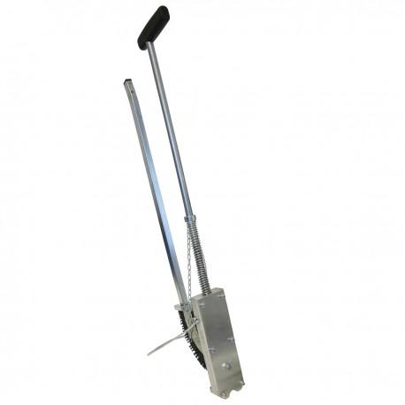 clip staple gun the underfloor heating company