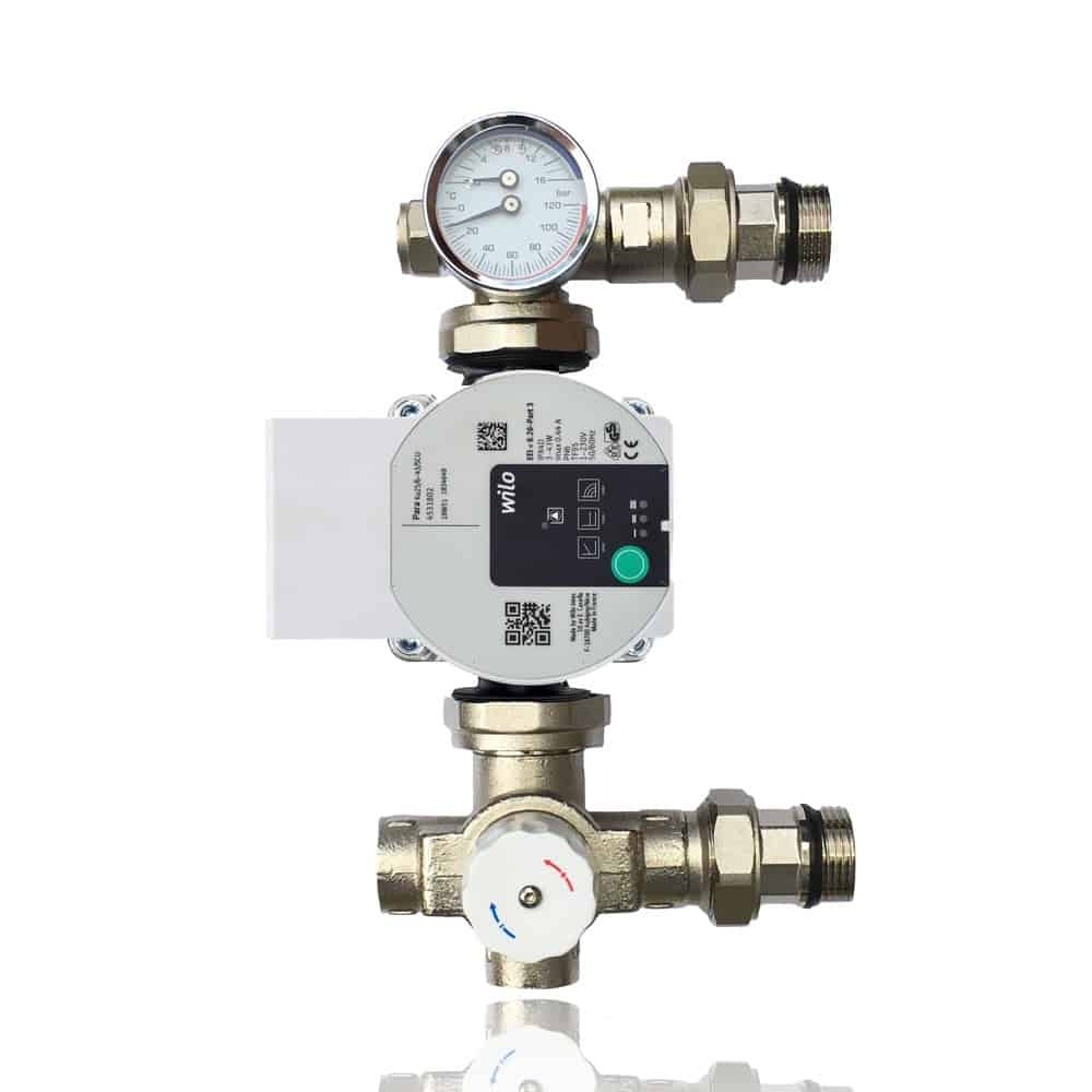 Manifold Pump & Mixing Valve Set