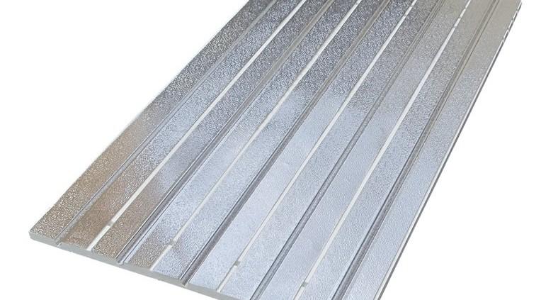 Overfloor panel