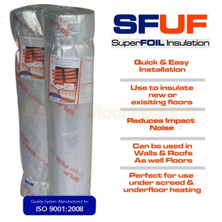 Superfoil UF Insulation