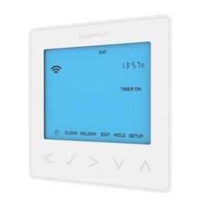 Heatmiser neoKit 2 - Glacier White The Underfloor Heating Company