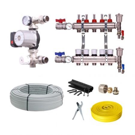 wet underfloor heating base kit the underfloor heating company 2