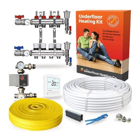 Single Room Screed Kit – High Output