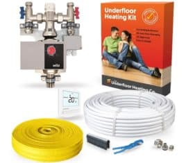 10sqm single-room-standard-output-screed-kit