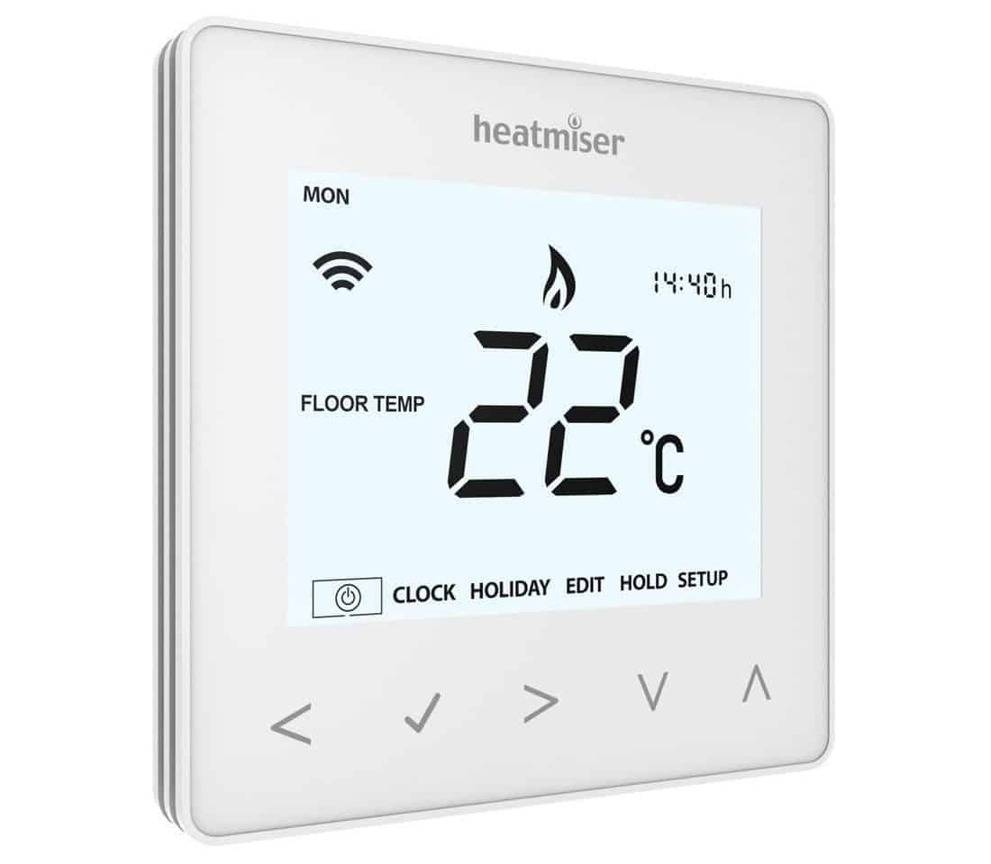 Heatmiser neoAir The Underfloor Heating Company
