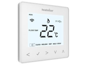 Heatmiser neoAir Glacier White The Underfloor Heating Company