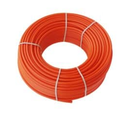 PERT-EVOH-PERT pipe the underfloor heating company