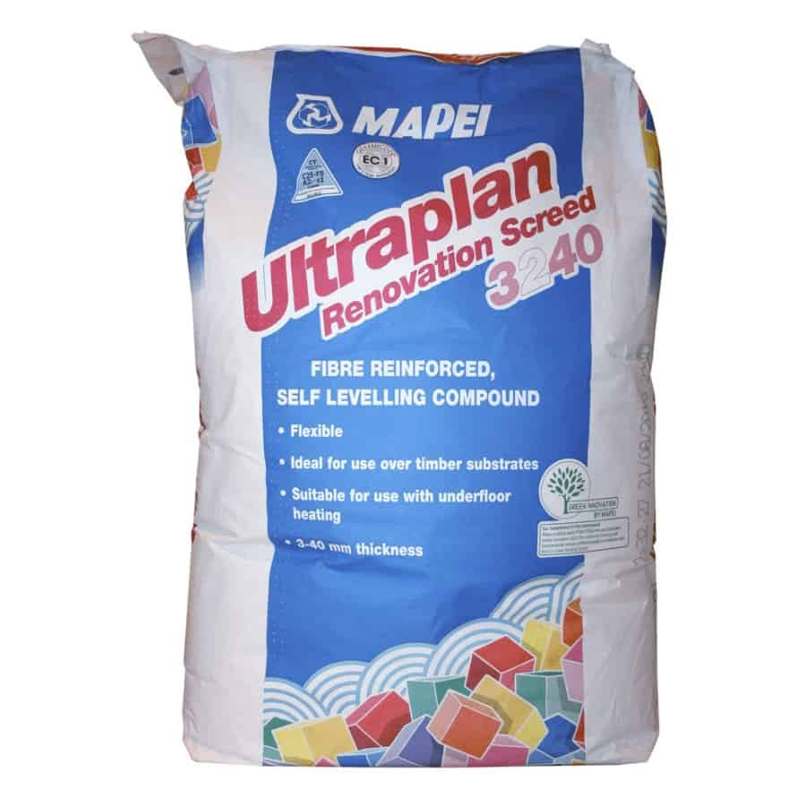 Ultraplan Renovation Levelling Screed 25kg