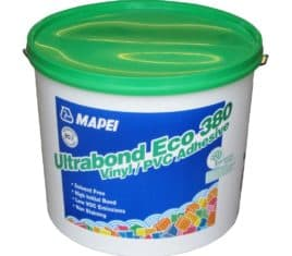 Mapei-Ultrabond Eco380 the underfloor heating company