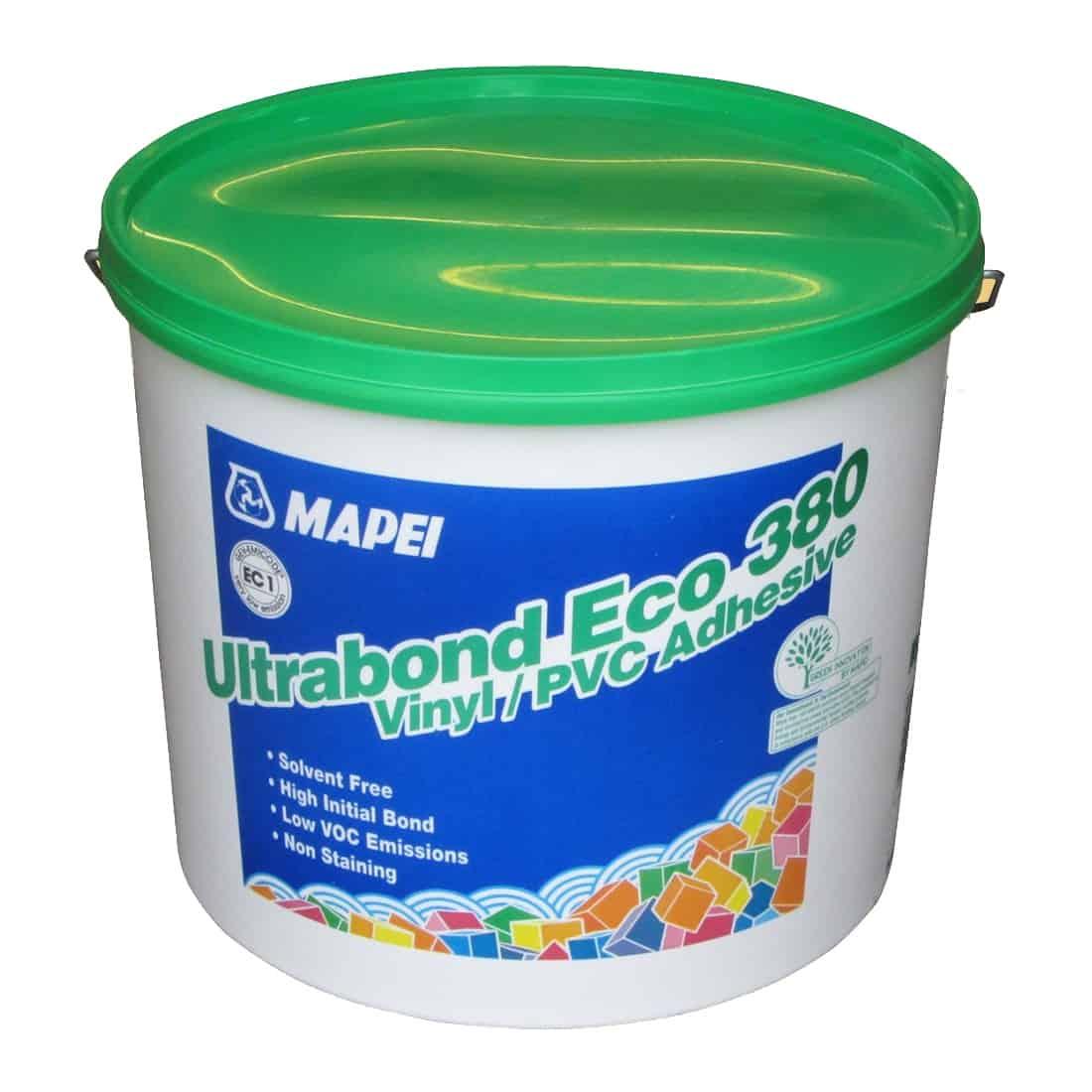 2x Mapei Ultrabond Eco 380 15kg – Board Adhesive