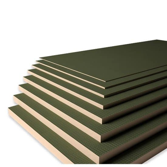 Varme Board – Tilebacker Floor Insulation
