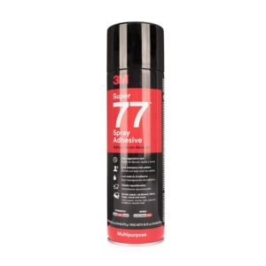 3m super 77 spray adhesive the underfloor heating company
