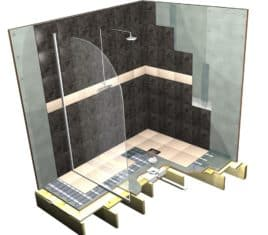 varme wet room systems