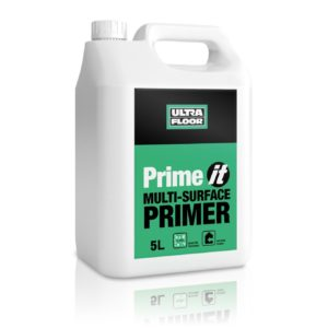 Ultra Floor Prime IT Multi Surface Primer 15kg The Underfloor Heating Company