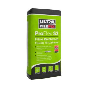 ProFlex S2 - Flexible Fibre Reinforced Tile Adhesive the underfloor heating company