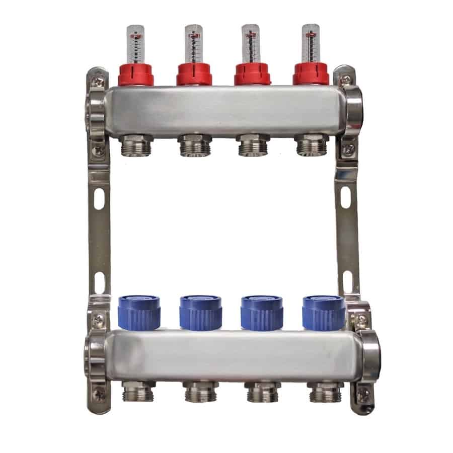 Budget Underfloor Heating Manifold – Basic Kit
