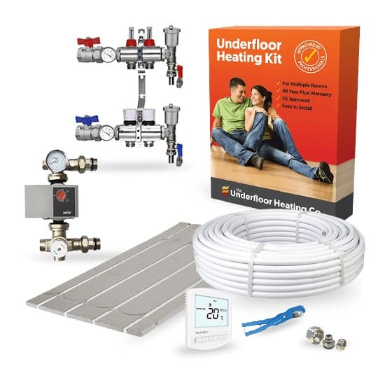 Retrofits, Water Underfloor Heating and Existing Floors The Underfloor Heating Company