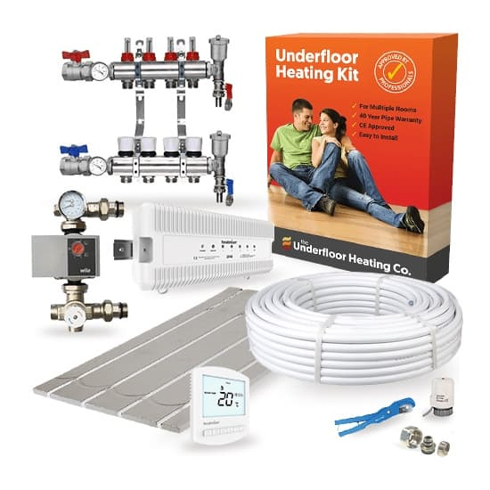 Underfloor Heating Kit Installation Guides The Underfloor Heating Company