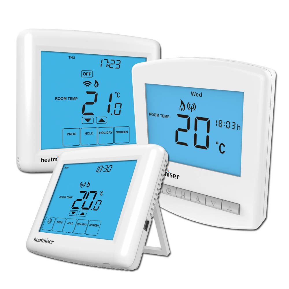 Heatmiser thermostats
