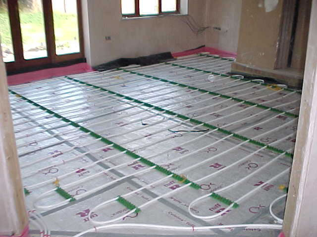 Underfloor Heating Images The Underfloor Heating Company